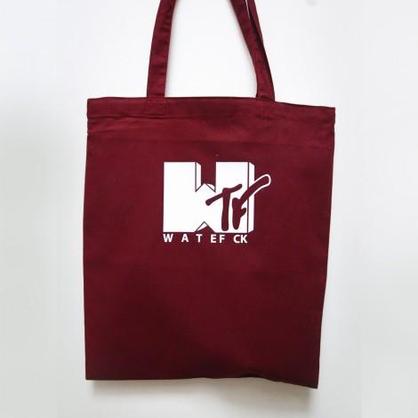 Nákupná taška WTF