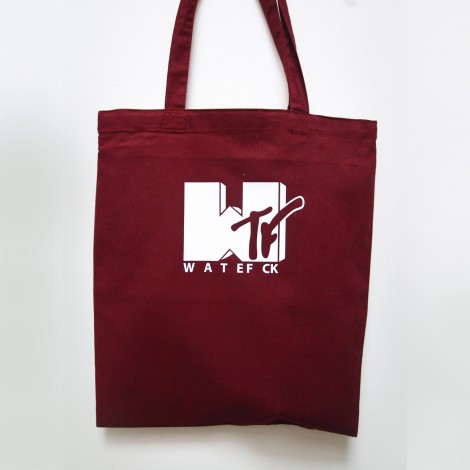 Shopping bag WTF