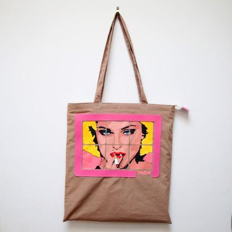 Nákupná taška Madonna