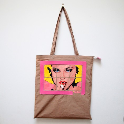 Shopping bag Madonna