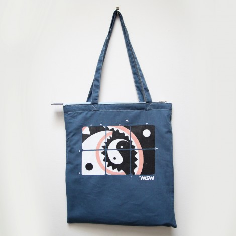 Shopping bag Yin Yang
