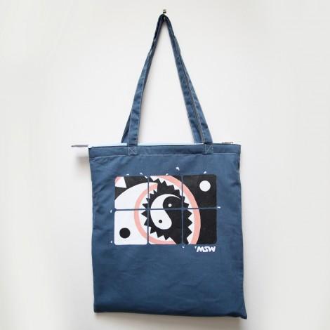 Shopping bag Yin Yang