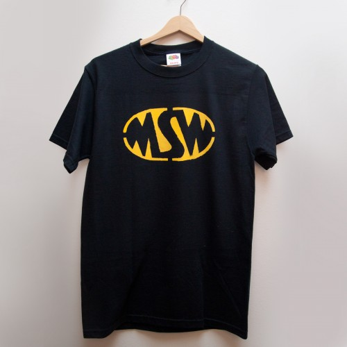 T-shirt Mystickerwall