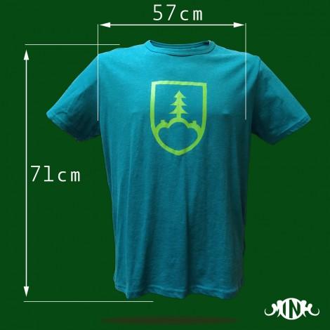 Tričko Slovenskej les