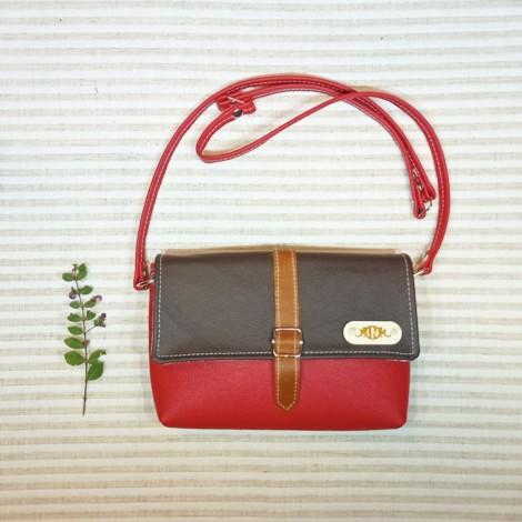 Kožená kabelka BELLA