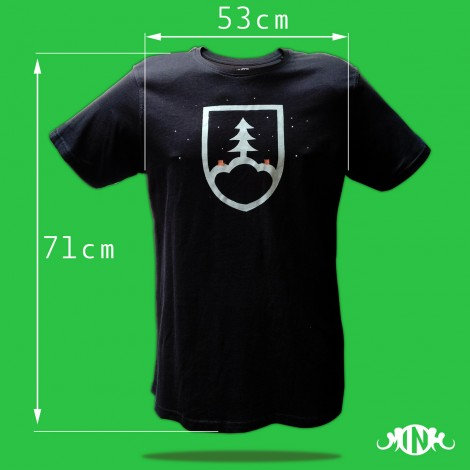 T-shirt Slovak Forest