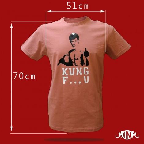 Tričko Kung FU