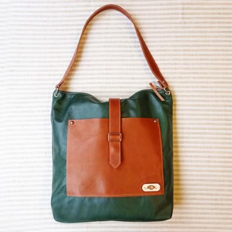 LEATHER Walking bag