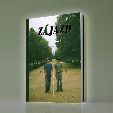Zájazd - Kniha